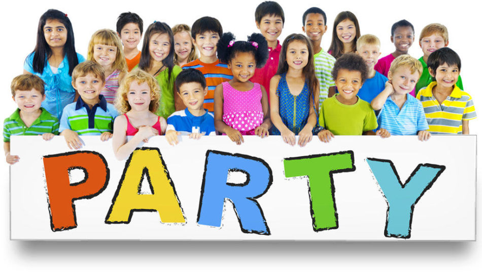 party kids banner